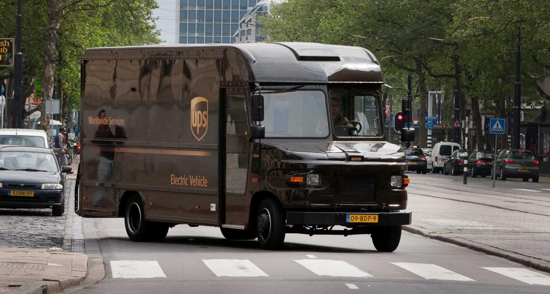 Amsterdamse subsidie voor uitstootvrije bedrijfsauto's
